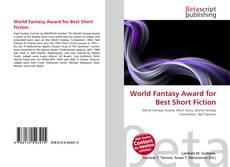 Portada del libro de World Fantasy Award for Best Short Fiction