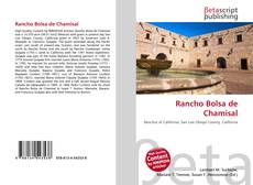 Portada del libro de Rancho Bolsa de Chamisal
