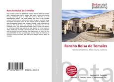 Portada del libro de Rancho Bolsa de Tomales