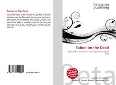 Bookcover of Taboo on the Dead