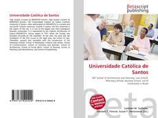 Universidade Católica de Santos的封面