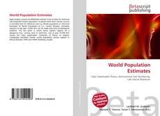 World Population Estimates的封面