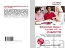 Bookcover of Universidade Estadual Paulista Júlio de Mesquita Filho