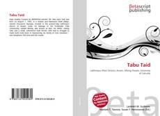 Bookcover of Tabu Taid