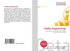 Bookcover of Profile (Engineering)