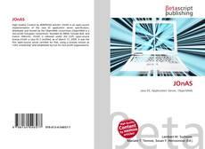 JOnAS kitap kapağı