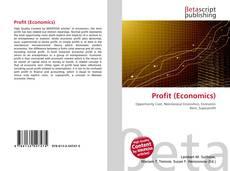 Buchcover von Profit (Economics)