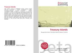 Portada del libro de Treasury Islands
