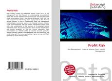 Buchcover von Profit Risk