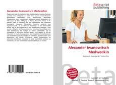 Bookcover of Alexander Iwanowitsch Medwedkin