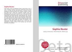 Sophia Reuter的封面