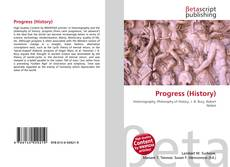 Capa do livro de Progress (History)