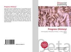 Borítókép a  Progress (History) - hoz