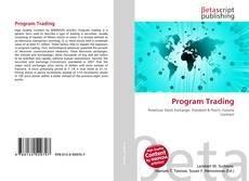 Couverture de Program Trading