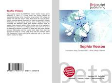 Bookcover of Sophia Vossou