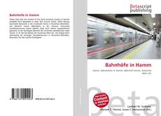 Bahnhöfe in Hamm的封面
