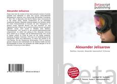 Bookcover of Alexander Jelisarow