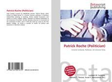Copertina di Patrick Roche (Politician)