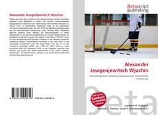 Alexander Jewgenjewitsch Wjuchin的封面