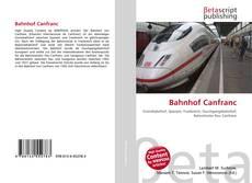 Portada del libro de Bahnhof Canfranc