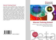 Copertina di Warren Training School