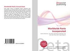 Copertina di Worldwide Pants Incorporated