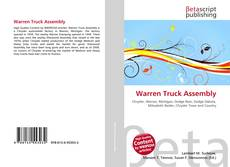 Bookcover of Warren Truck Assembly