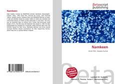 Buchcover von Namkeen