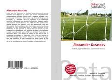 Bookcover of Alexander Karataev