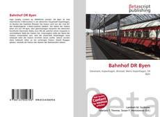 Buchcover von Bahnhof DR Byen