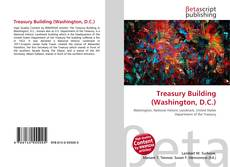 Portada del libro de Treasury Building (Washington, D.C.)