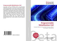 Bookcover of Programmable Metallization Cell