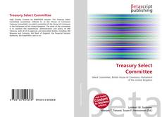 Bookcover of Treasury Select Committee