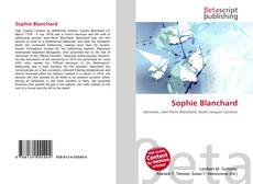 Bookcover of Sophie Blanchard
