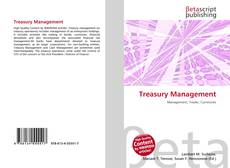 Bookcover of Treasury Management
