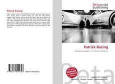 Bookcover of Patrick Racing