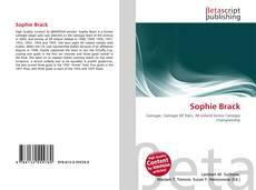 Couverture de Sophie Brack