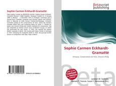 Portada del libro de Sophie Carmen Eckhardt-Gramatté