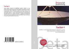 Bookcover of TacSat-1