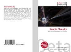 Sophie Choudry kitap kapağı