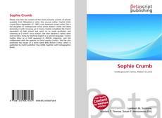 Couverture de Sophie Crumb