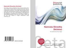 Capa do livro de Namrata Shrestha (Actress)