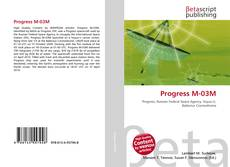 Bookcover of Progress M-03M
