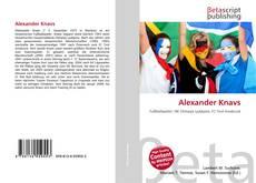 Bookcover of Alexander Knavs