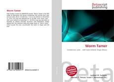 Bookcover of Worm Tamer