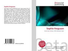 Buchcover von Sophie Ferguson
