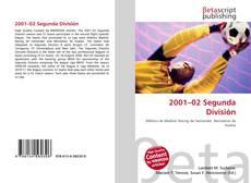 Обложка 2001–02 Segunda División
