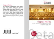 Buchcover von Progress Theatre