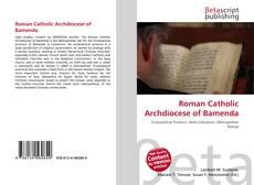 Capa do livro de Roman Catholic Archdiocese of Bamenda