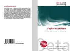 Couverture de Sophie Gustafson